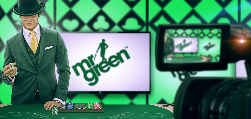 mrgreen norge